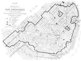 San Francisco Topographic Map by Waml
