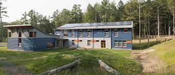 net zero home design plans first passive house school in maine is also net zero energy