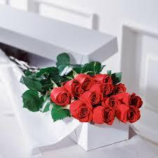 stem roses stem roses boxed scrim s florist