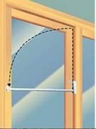 Lock Sliding Patio Door Strybuc 16108c 48 Charley Bar For Sliding Glass Door 48