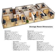 University Floor Plans Wood Hall