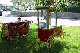 popcorn rental machine popcorn and carts party rentals in southern california