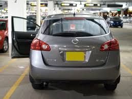file nissan rogue rear jpg wikimedia commons