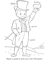 ireland colouring pages ireland coloring pages