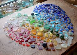 How To Make Jewelry From Sea Glass - 25 unique sea glass ideas on pinterest sea glass crafts sea