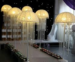 lanterns for wedding centerpieces drop of jellyfish lanterns wedding centerpiece road lead wedding