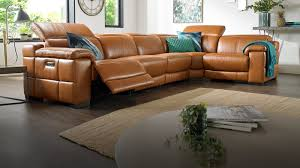 Leather With Fabric Sofas Corner Sofas In Leather Fabric Sofology
