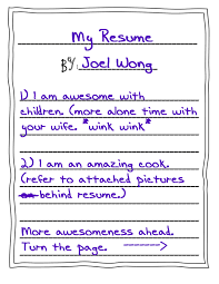 Cleaner Resume Template Letter Writing For Dummies How To Send A Letter Solution For How