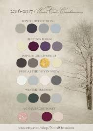 2016 winter wedding color combinations and trends for 2017 winter