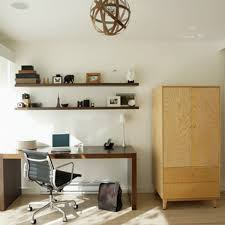 Solid Wood Desks For Home Office Simple Home Office Design Decorating Solid Wood Desk Wall Mount