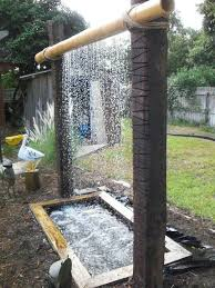 Water Fountains For Backyards by Best 25 Bamboo Water Fountain Ideas On Pinterest Bamboo