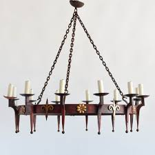Big Iron Chandelier Chandelier Iron Ring Chandelier For Gratifying Iron Ring