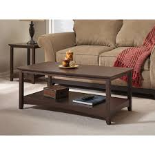 coffee table awesome side table with storage narrow coffee table