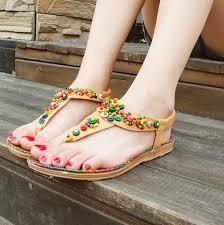 Comfort Sandals For Ladies Latest Women Flat Sandals Latest Women Flat Sandals Suppliers And