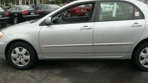 2005 toyota corolla review 2005 toyota corolla le sedan