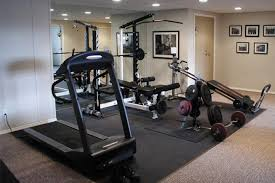 Pictures Of Finished Basement by Home Gym Ideas Designing A Home Gym In Your Finished Basement
