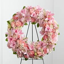 flower wreath funeral wreaths floral wreaths for funeral