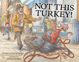 a turkey for thanksgiving book gobble up this real life jewish thanksgiving story the times of