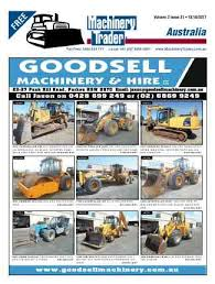 Wood Machine Traders South Africa by Machinerytrader Com Au Backhoes For Sale Skid Steers