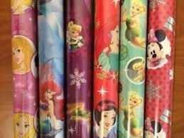 minnie mouse christmas wrapping paper 4 pack disney princess minnie mouse christmas wrapping paper