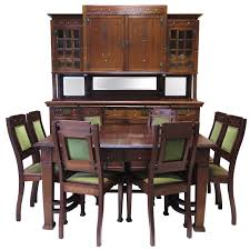 arts and crafts home interiors arts and crafts dining room furniture pictures on best home