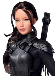 the hunger games mockingjay part 2 katniss everdeen doll