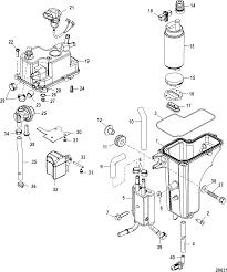 mercury vapor separator mercury outboard motor parts van u0027s