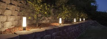 plug and play outdoor lighting light for the house and the garden bega