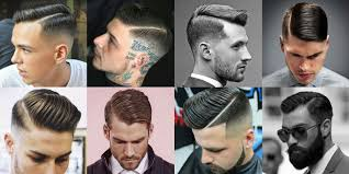gentlemens hair styles side part haircut a classic gentleman s hairstyle men s