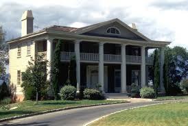 Colonial Mansion | the studiotour com universal studios hollywood backlot