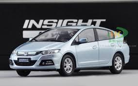 Honda Insight Hybrid Interior 1 18 Honda Insight Hybrid Silver Blue Livecarmodel Com