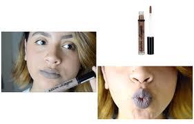 Lingerie Honeymoon Nyx Lingerie Liquid Lipstick Honeymoon Review Youtube