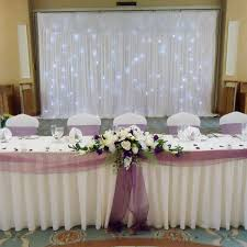 Wedding Backdrop Stand Uk Beyond Expectations Wedding And Event Services