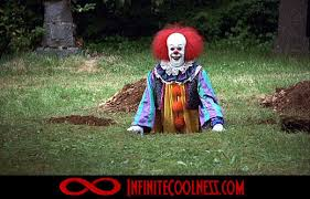 Pennywise Halloween Costume Static Making Mannequin Fat