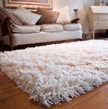 wool rug cream new zealand luxury shaggy wool rug