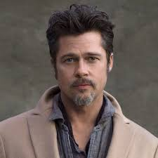 feathered brush back hair 60 charming brad pitt hairstyles styling ideas 2018