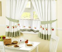 Gingham Kitchen by Kitchen Curtains Sizes Kitchen Xcyyxh Com