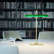 Library Table Lamps Goldman Table Lamp By Flos In The Design Shop
