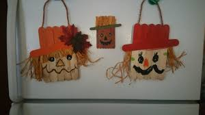 kid friendly fall diy scarecrow project youtube
