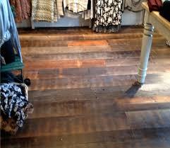 reclaimed industrial douglas fir wood flooring