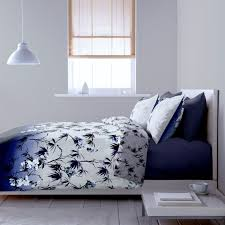 fox u0026 brooke oriental ombre bed linen set grey bradbeers