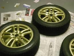 gold wheel paint nasioc