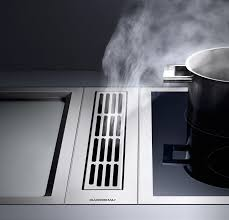 Electric Cooktop With Downdraft Ventilation Vl414110openitem In By Gaggenau In Huntington Ny Vario