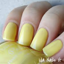 ida nails it paint box polish ciao gelato collection swatches