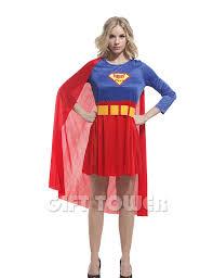 Superman Halloween Costume Cheap Superman Superwoman Costumes Aliexpress