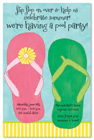 summer birthday tips and ideas invitations invitations