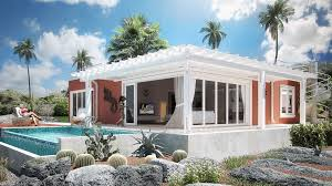 Uncategorized Waterfront Bungalow House Plan Dashing Inside