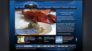 oceanaire seafood room website valiant media u2013 brave website