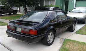 1991 lx 5 0 mustang ford mustang 3rd lx 5 0 hatchback 1987