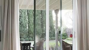 Sliding Door Curtain Ideas Contemporary Surprising Sliding Glass Doors Curtain Ideas 61 In